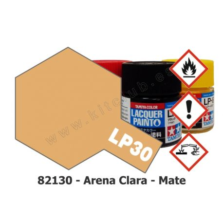 LP-30 Arena Clara - Mate