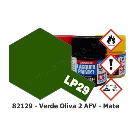 LP-29 Verde Oliva 2 AFV - Mate