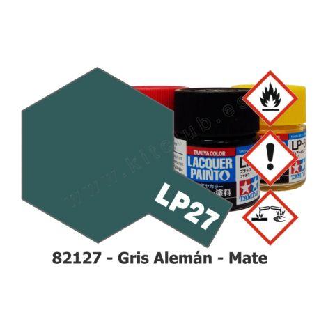 LP-27 Gris Alemán JGSDF - Mate