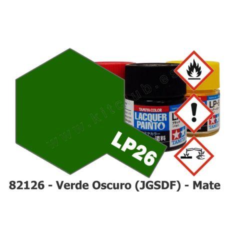 LP-26 Verde Oscuro JGSDF - Mate