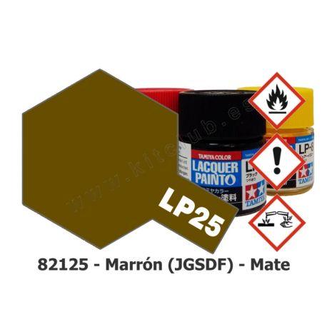 LP-25 Marrón JGSDF - Mate