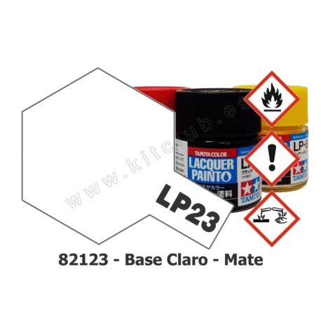 LP-23 Base claro - Mate