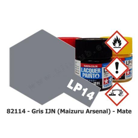 LP-14 Gris IJN (Maizuru Arsenal) - Mate
