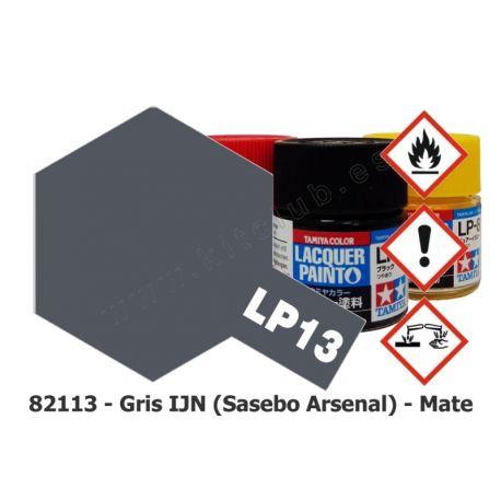 LP-13 Gris IJN (Sasebo Arsenal) - Mate