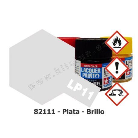 LP-11 Plata - Brillo