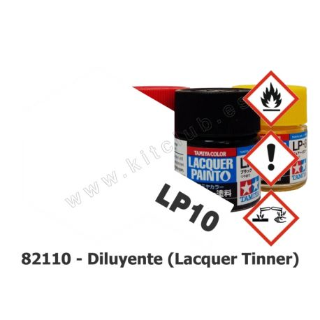 LP-10 Disolvente - Lacquer Thinner
