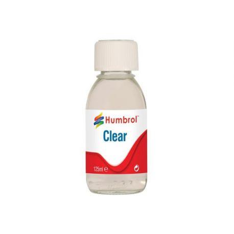 Clear - Barniz acrílico satinado para acabados - 125ml