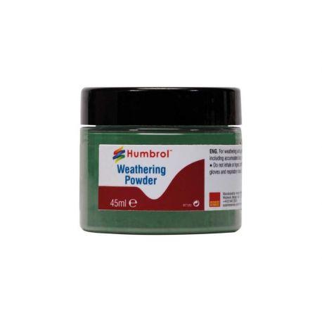 Pigmento para efectos, Óxido Cromo Verde