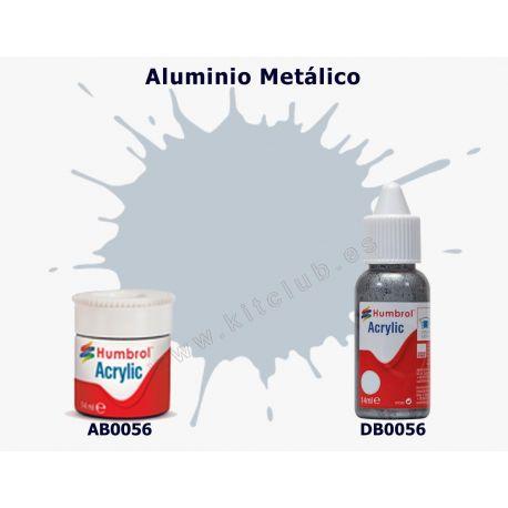 Color Aluminio Metálico - Humbrol 0056