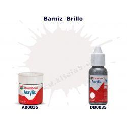 Barniz Brillo - Humbrol 0035