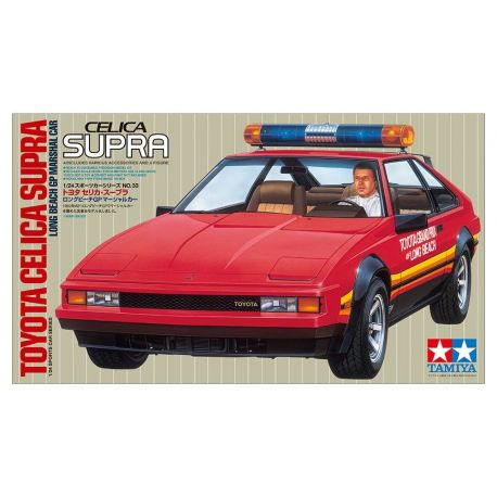 Toyota Celica Supra LBGP Marshal