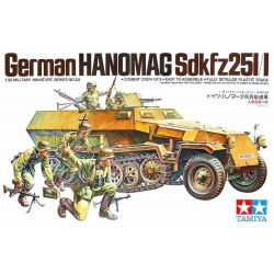 Semioruga Hanomag Sd.Kfz. 251/1