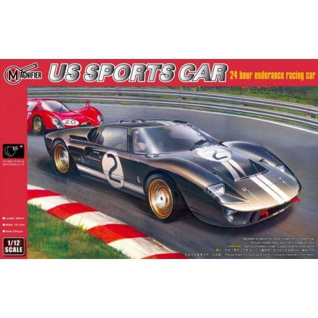 Ford GT40 Mk.II Le Mans 1966 - Escala 1:12