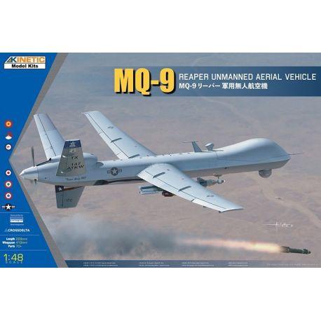 Dron MQ-9 Reaper (Predator B)