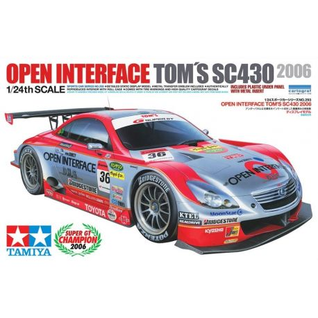 Open Interface TOM'S SC430 2006