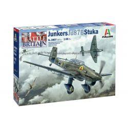 Junkers JU-87B Stuka - Italeri Battle of Britain