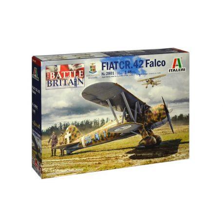 FIAT CR.42 Falco - Italeri Battle of Britain