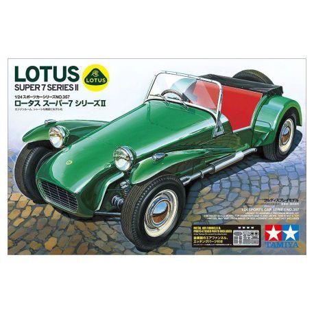 Lotus Super 7 Serie II - Tamiya 24357