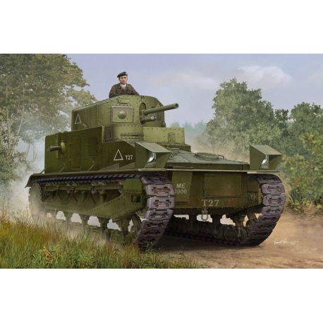 Vickers Medium Tank MK I