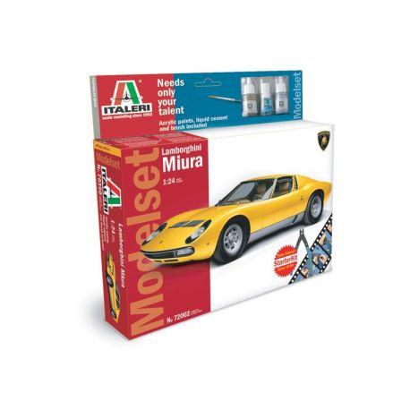 Lamborghini Miura - Starter Kit