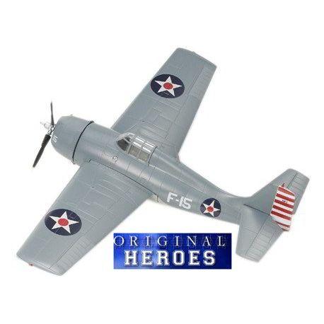 Grumman F4F Wildcat (Original Heroes)