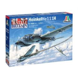 Heinkel He-111 - Italeri Battle of Britain
