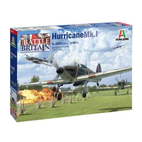 Hawker Hurricane Mk.I - Italeri Battle of Britain