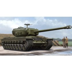 US T29E1 Heavy Tank
