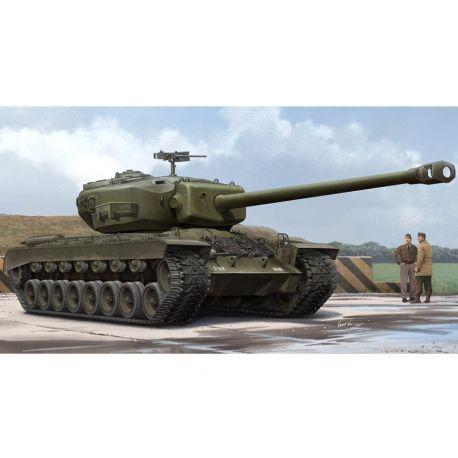 US T29E1 Heavy Tank