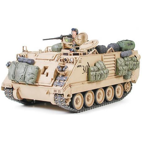 U.S. M113A2 Armored Personnel Carrier Desert Version