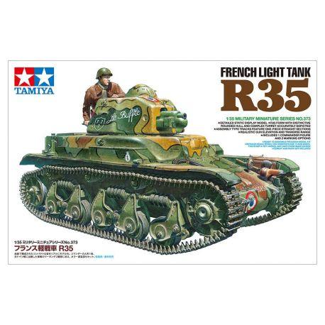 Tanque ligero francés R35