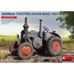 Tractor Lanz D8506 Mod. 1937