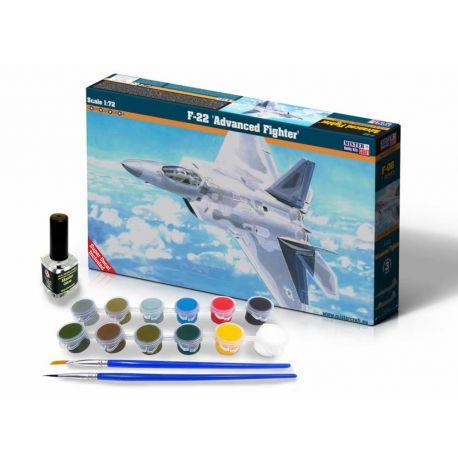 F-22 Advanced Fighter