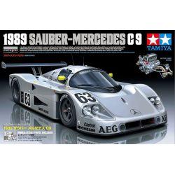 Sauber-Mercedes C9 1989