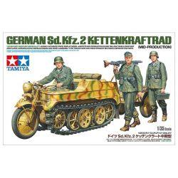 German Sd.Kfz.2 Kettenkraftrad (Mid-Production)