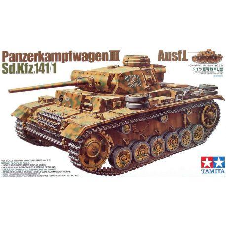 German Pz.Kpfw. III Ausf.L