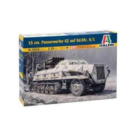 15 cm Panzerwerfer 42 auf SdKfz 4/1