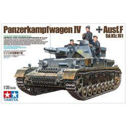 German Tank Panzerkampfwagen IV Ausf.F