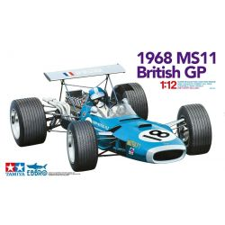 Matra MS11 F-1 British GP 1968