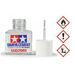 Pegamento liquido con pincel (Tamiya Cement)