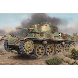 Hungarian Light Tank 43M Toldi III(C40)
