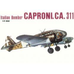 Italian Bomber Caproni. CA.311