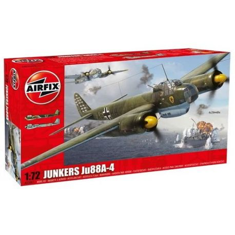 Junkers Ju88A-4
