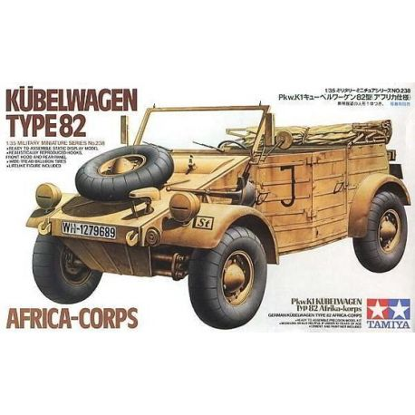 Kübelwagen type 82 (Africa Corps)