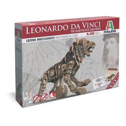 León Mecánico - Leonardo da vinci