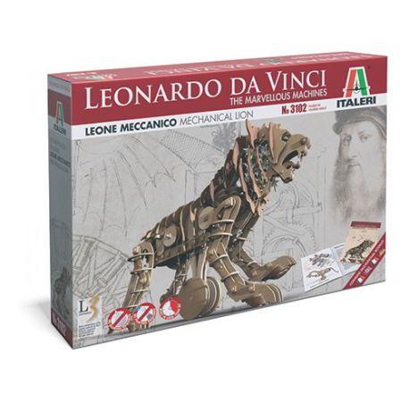 LEON MECANICO - Leonardo da vinci