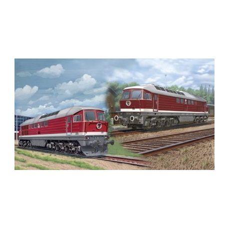 Locomotoras Diesel BR130/230 y BR 131/231