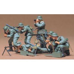 Ametralladores Alemanes
