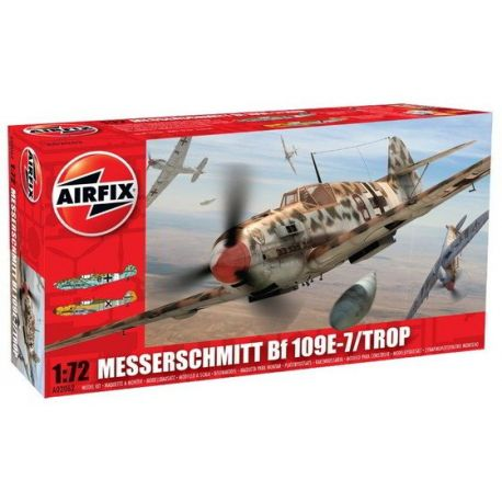 Messerschmitt BF109E Tropical