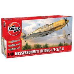 Messerschmitt Bf109E-1/E-3/E-4